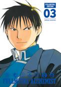 Fullmetal Alchemist Fullmetal Edition Manga Volume 3 (Hardcover)