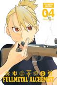 Fullmetal Alchemist Fullmetal Edition Manga Volume 4 (Hardcover)