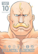 Fullmetal Alchemist Fullmetal Edition Manga Volume 10 (Hardcover)
