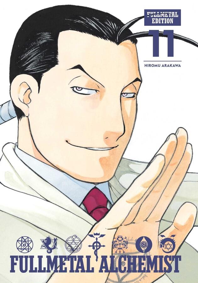 Fullmetal Alchemist Fullmetal Edition Manga Volume 11 ...
