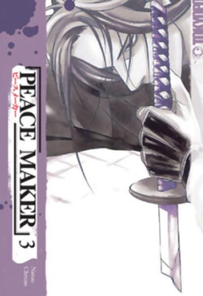Peacemaker Manga Volume 3