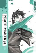 Peacemaker Manga Volume 4