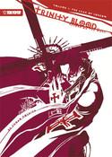 Trinity Blood Reborn on the Mars Novel 1