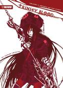 Trinity Blood Reborn on the Mars Novel 3