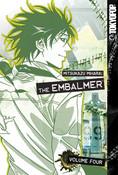 The Embalmer Manga 04