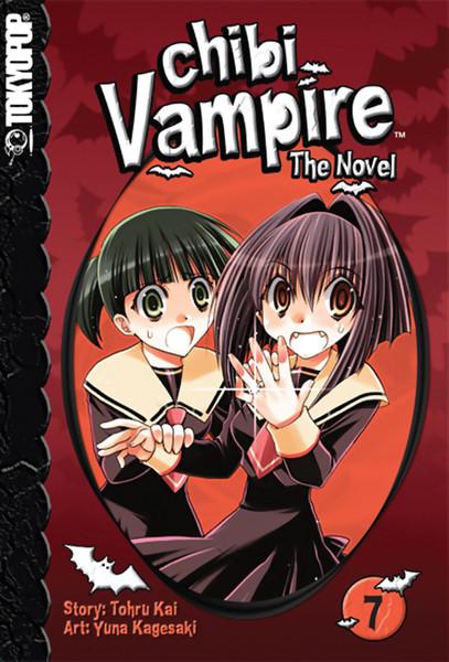 Chibi Vampire Novel Volume 7
