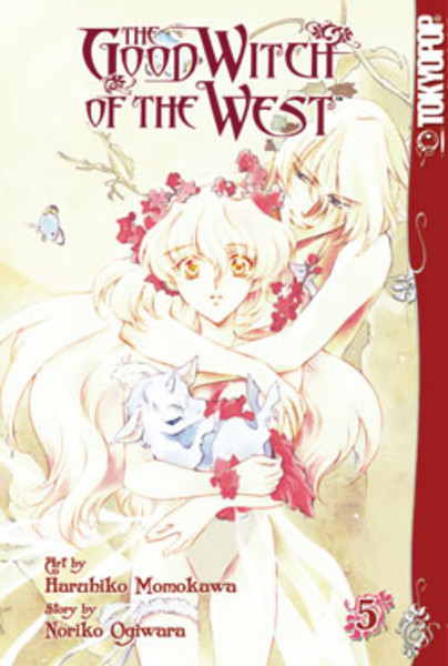 Good Witch Of The West Manga Volume 5