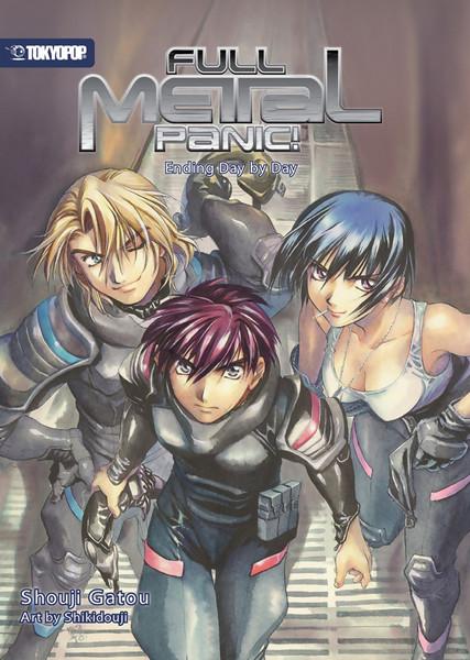 Full Metal Panic Novel Volume 4