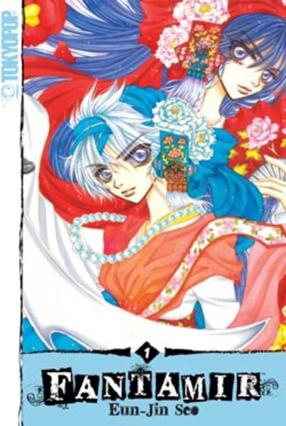 Fantamir Manga Volume 1