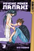Psychic Power Nanaki Manga Volume 3