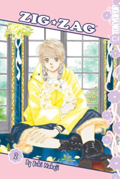 ZIG*ZAG Manga Volume 2