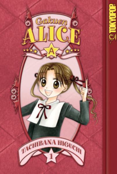 Gakuen Alice Manga Volume 1