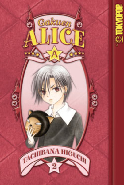 Gakuen Alice Manga 02