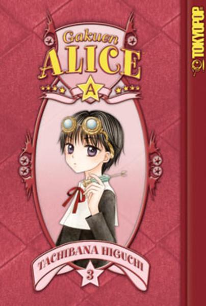 Gakuen Alice Manga Volume 3