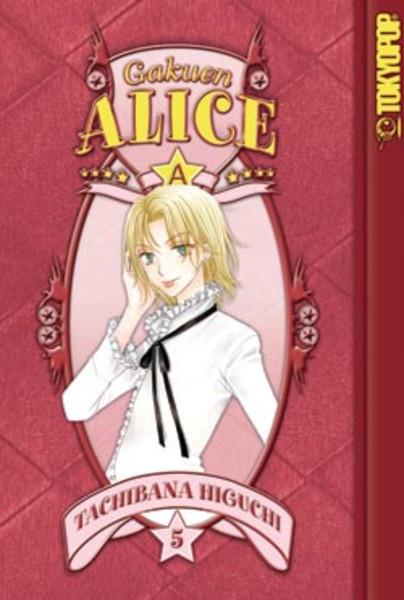 Gakuen Alice Manga Volume 5