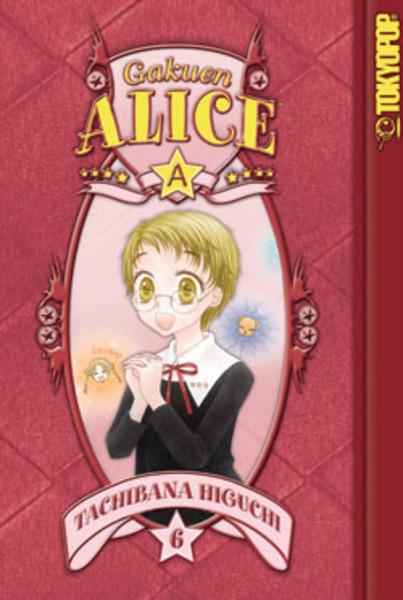 Gakuen Alice Manga Volume 6