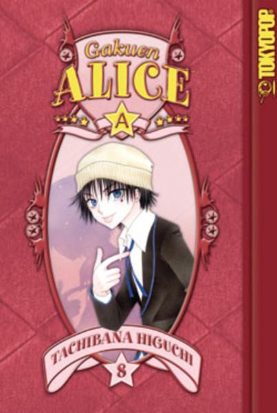 Gakuen Alice Manga Volume 8
