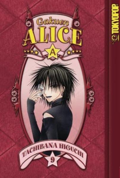 Gakuen Alice Manga Volume 9
