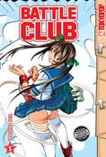 Battle Club Manga Volume 5