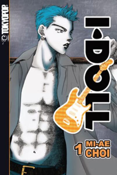 I-Doll Manga Volume 1
