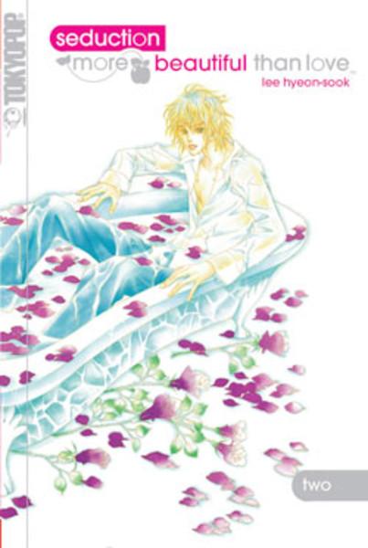 Seduction More Beautiful Than Love Manga Volume 2