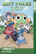 Sgt Frog Manga Volume 20