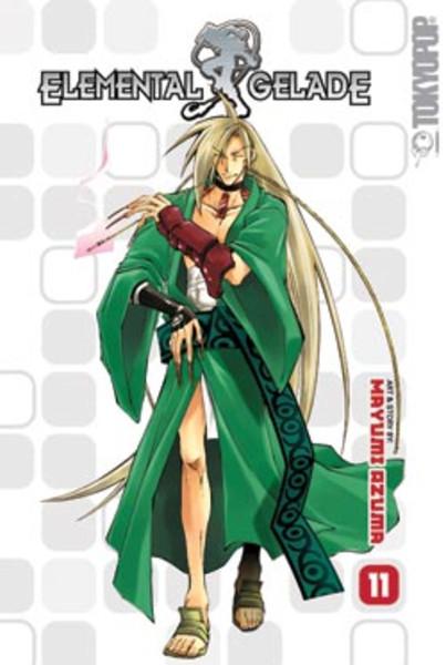 Elemental Gelade Manga Volume 11