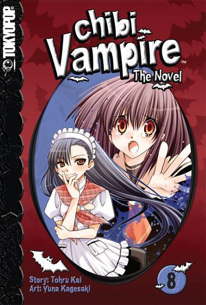 Chibi Vampire Novel Volume 8