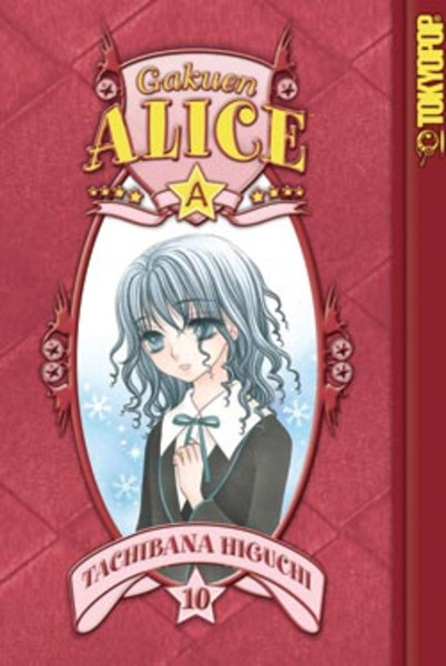 Gakuen Alice Manga Volume 10