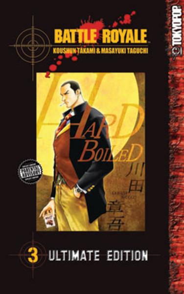 Battle Royale Ultimate Edition Manga Omnibus 3