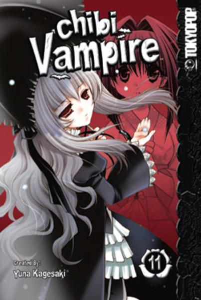Chibi Vampire Manga Volume 11