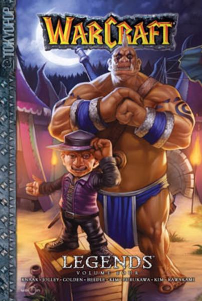 Warcraft Legends Manga Volume 4