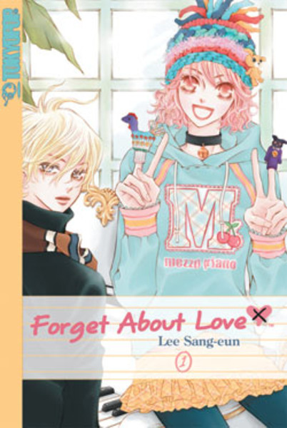 Forget About Love Manga Volume 1