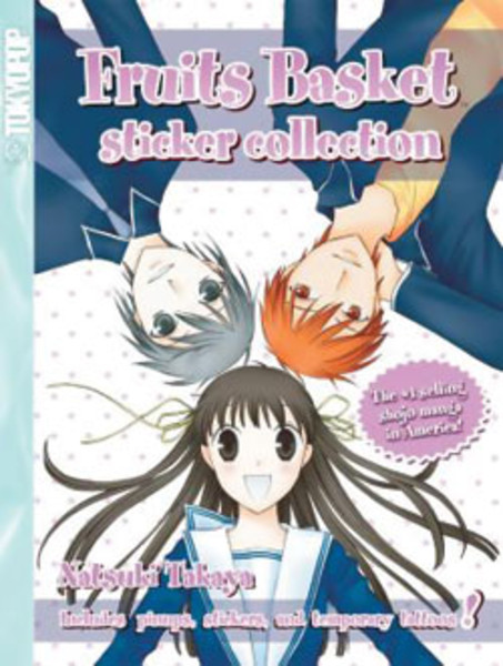 Fruits Basket Sticker Collection