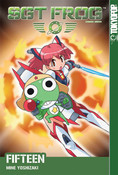 Sgt. Frog Manga Volume 15