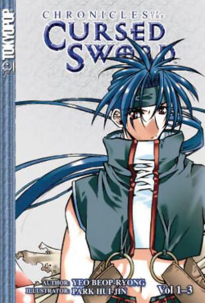 Chronicles of the Cursed Sword Manga Omnibus 1 (Vols 1-3)