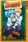 Animal Academy Manga Volume 2