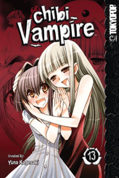 Chibi Vampire Manga Volume 13