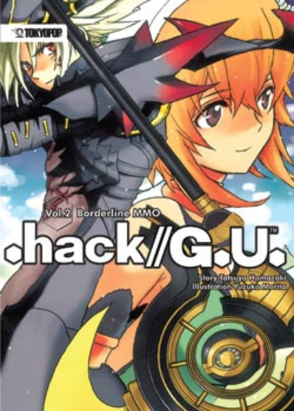 .hack//G.U. Novel 2