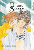 Demon Sacred Manga Volume 3