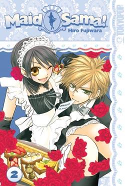 Maid Sama Manga Volume 2 9781427814043