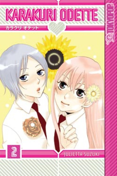 Karakuri Odette | Shoujo manga, Manga romance, Anime romance |Karakuri Odette Manga