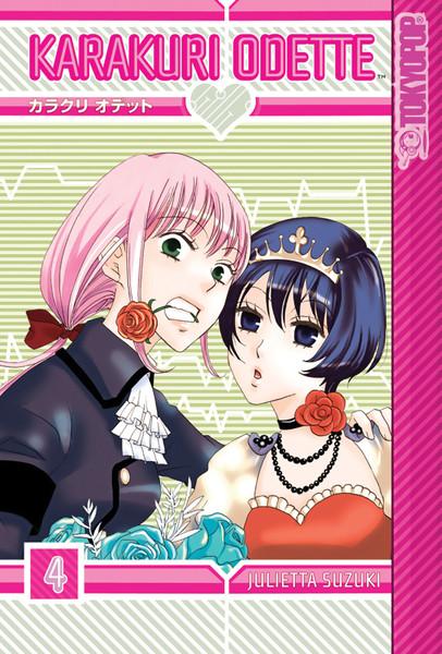 Karakuri Odette 27 - Read Karakuri Odette 27 Online - Page 1 |Karakuri Odette Manga