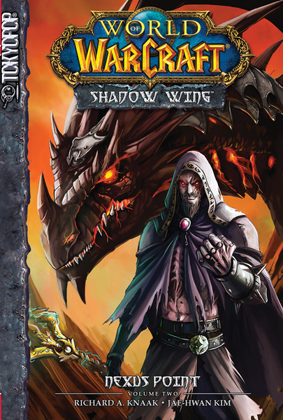 World of Warcraft Shadow Wing Manga Volume 2