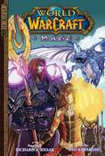 World of Warcraft Mage Manga