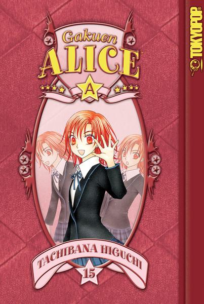 Gakuen Alice Manga Volume 15