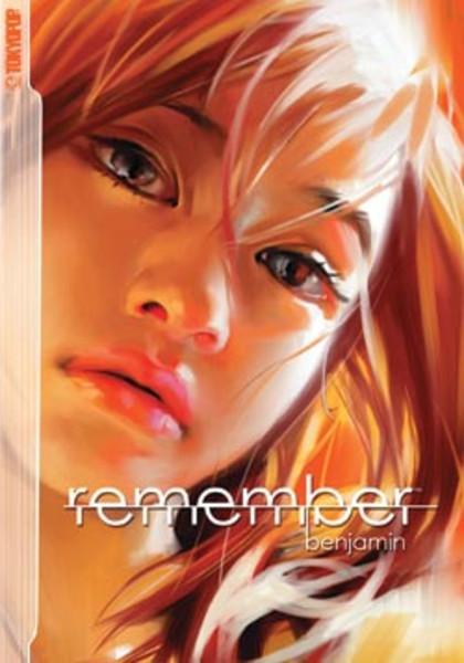 Remember Manga (Color)