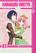 Karakuri Odette Manga Volume 5