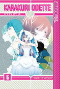 Karakuri Odette Manga Volume 6
