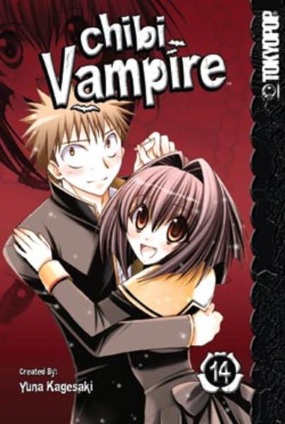 Chibi Vampire Manga Volume 14